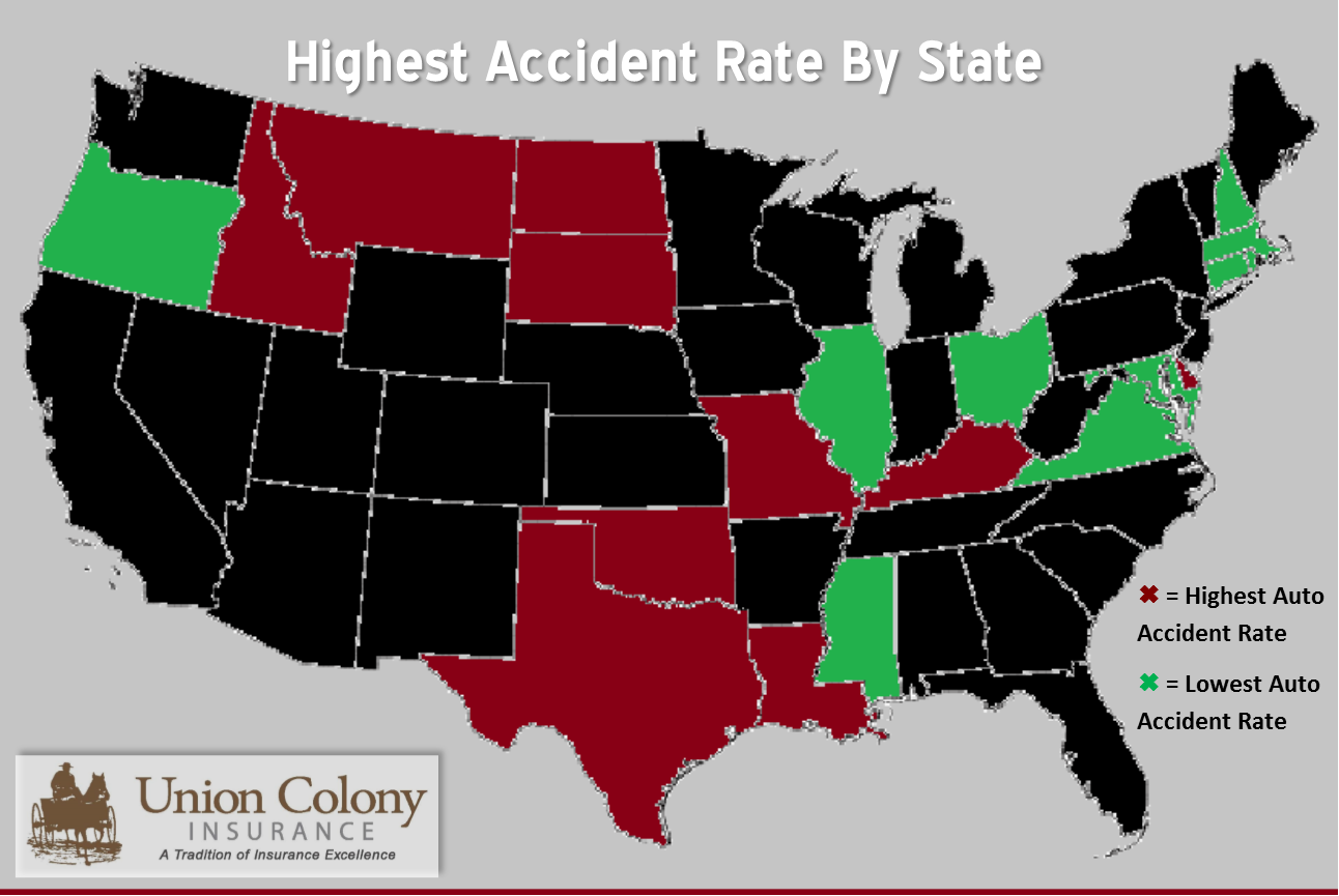 Does The State You Live In Effect Your Insurance Rate?