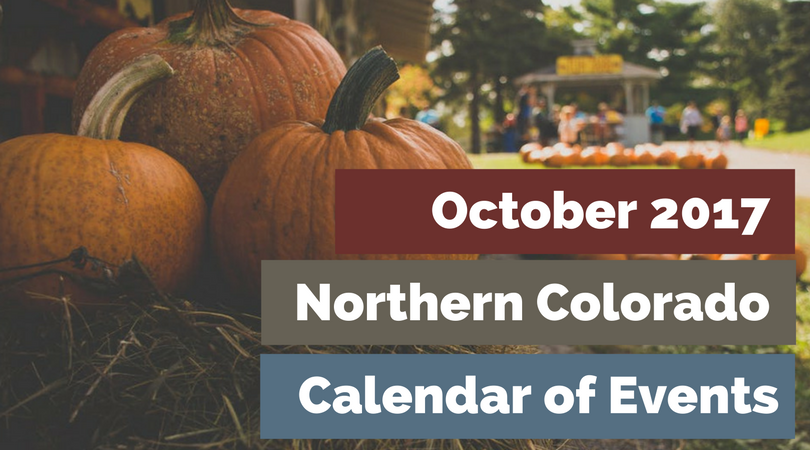 October Northern Colorado Calendar of Events
