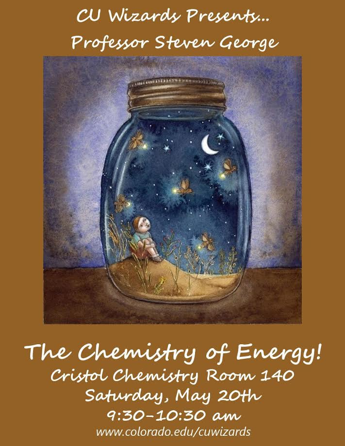 The Chemistry of Energy